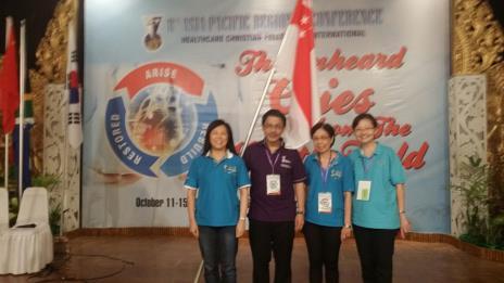 4 Representatives from Singapore