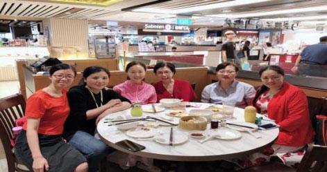 China Medical Fellowship 5 Dec 2018