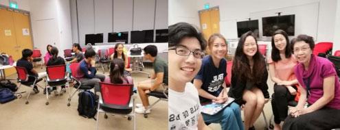 Dental Student Prayer Meeting
