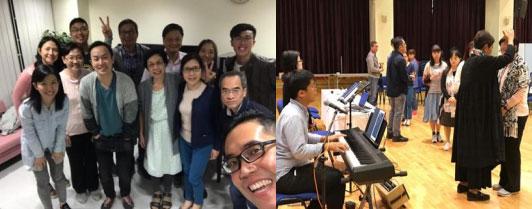 HCF Hongkong Retreat