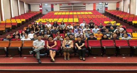 Varsity Christian Fellowship- Medical/ Nursing Students Meeting: 18 October 2018 National University of Singapore